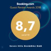 B&B 2018 – booking award