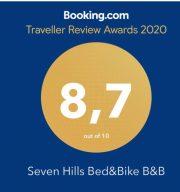B&B 2020 – booking award