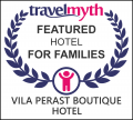 Travel Myth 2021 – Featured hotel for Families