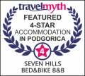 Travel Myth 2021 – Featured 4Star B&B