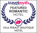 Travel Myth 2021 – Featured Romantic Hotel VP