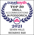 Travel Myth 2021 – Health and Safety Measures B&B