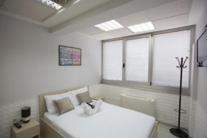 Standard double room No. 4