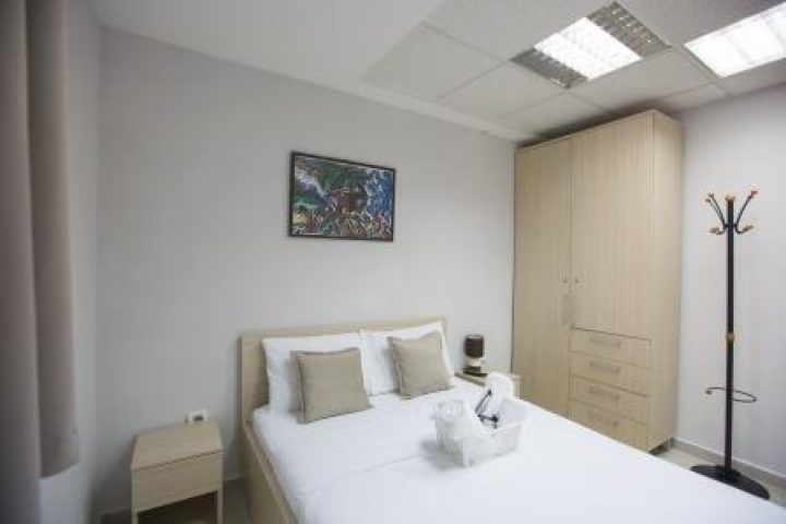 Standard double room No. 5