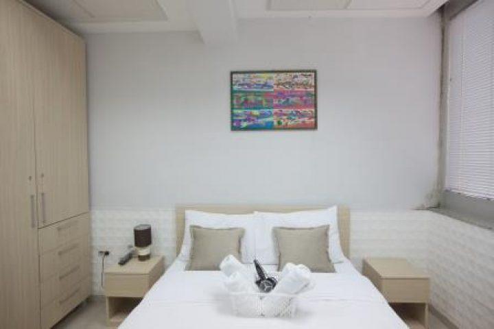 Standard double room No. 4